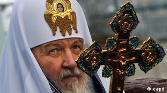 Patrijarh Ruske pravoslavne crkve, Kiril