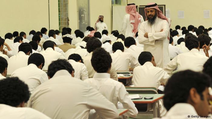 Saudi-Arabien Ausbildung