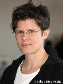 Claudia Müller-Hoff of the European Center for Constitutional and Human Rights