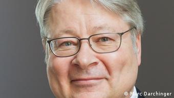 Hans-Henning Schröder (Photo: delivered to DW by Melanie Wetzel)