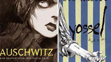 Coverbild Auschwitz Comic und Yossel 19. April 1943