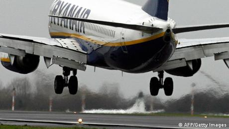 Ryanair in der Kritik (AFP/Getty Images)