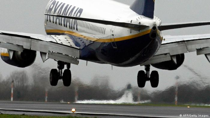 Ryanair in der Kritik (AFP/Getty Images)
