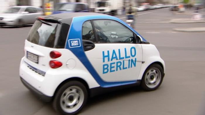 17.08.2012 DW Deutschland Heute Carsharing