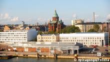 Uspenski Kathedrale in Helsinki