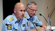 Norwegen Polizeidirektor Øystein Mæland tritt zurück - Öystein Mäland