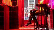 Prostituierte Symbolbild