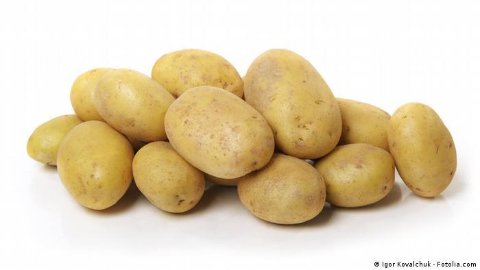 Aufgehäufte Kartoffeln (Foto: Igor Kovalchuk - Fotolia.com)