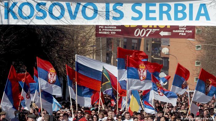 Serbien lehnt ein unabhängiges kosovo nach wie vor ab
