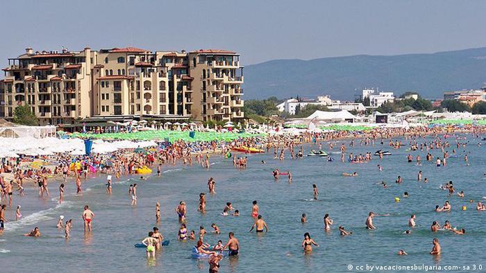 Bulgarien Sonnenstrand Slantschew Brjag