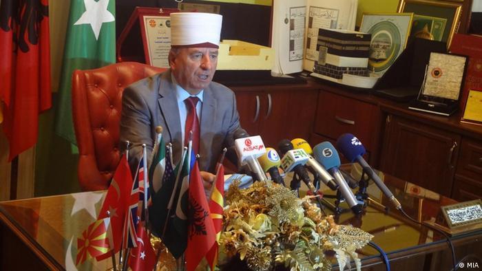 Reis ul Ulema Hadzi Sulejman Efendi Redzepi