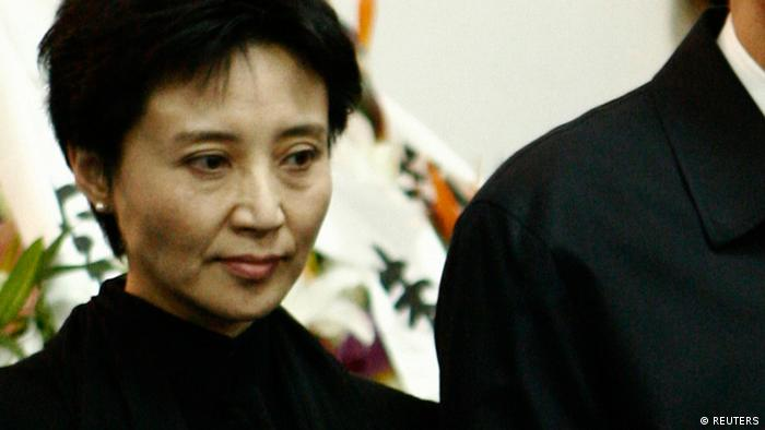 Gu Kailai (REUTERS)