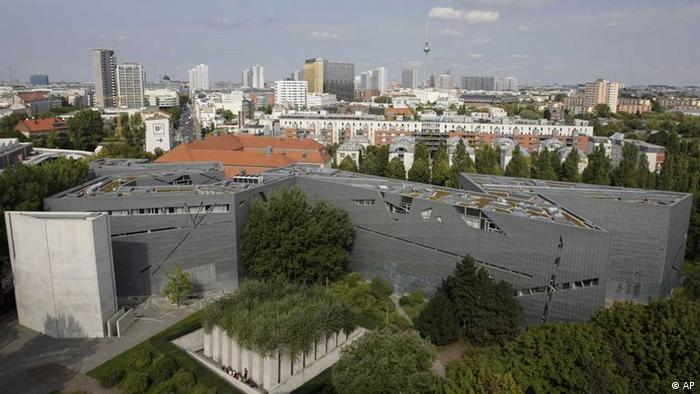 Jüdisches Museum Berlin (AP)