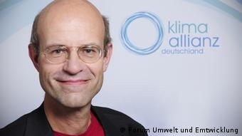 Jürgen Maier, Forum Umwelt und Entwicklung (Foto: ED)
