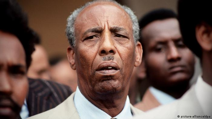 Mohammed Siad Barre Somalia (picture-alliance/dpa)