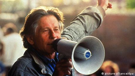 Roman Polanski directing The Pianist (picture-alliance/dpa)