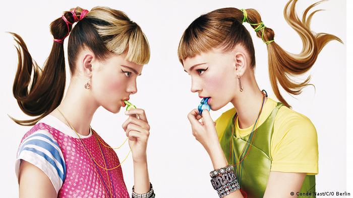 Deutschland Fotoausstellung Berlin zeitlos schön 2012 Teen Vogue