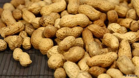 allergische reaktion erdnüsse
