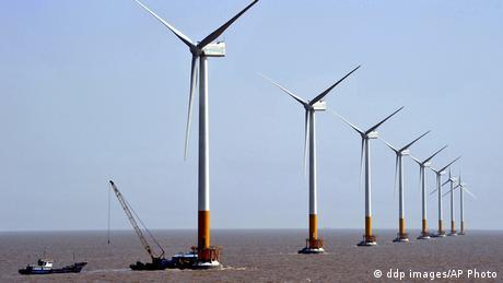 Offshore Windpark China