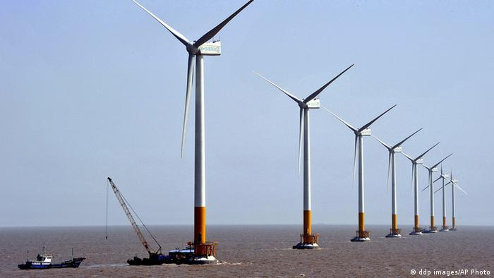 Offshore Windpark China