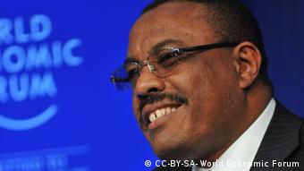 Hailemariam Desalegn. No picture details