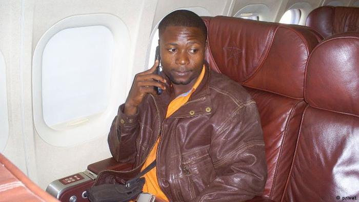 Adriano Sapinala (angolanisch Politiker der UNITA) Bild: Luanda, in 2012