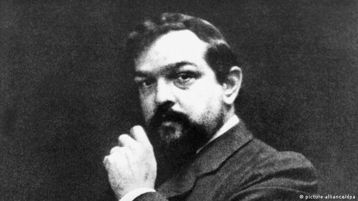 Francia conmemora centenario de la muerte de Claude Debussy
