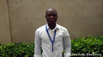 Portrait Bouloufèi Bèwèzima