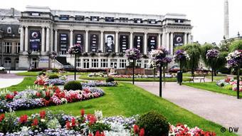 Ansicht des Casinos von Spa (Foto: DW)