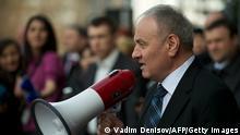 Moldau Präsident Nicolae Timofti