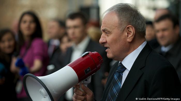 Moldau Präsident Nicolae Timofti (Vadim Denisov/AFP/Getty Images)