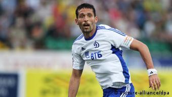 Kevin Kuranyi von Dynamo Moskau