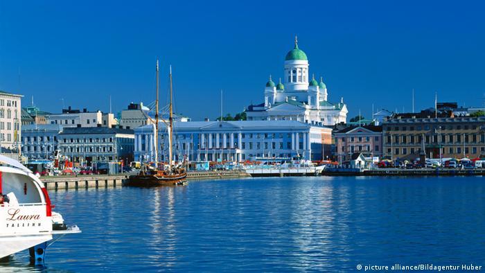 ВМФ Финляндии произвел взрыв, обнаружив в Финском заливе неизвестный объект