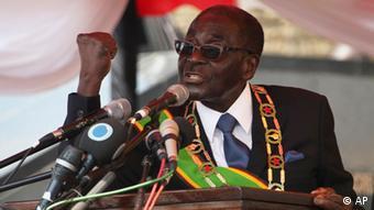 Zimbabwean President Robert Mugabe(Photo:Tsvangirayi Mukwazhi/AP/dapd)