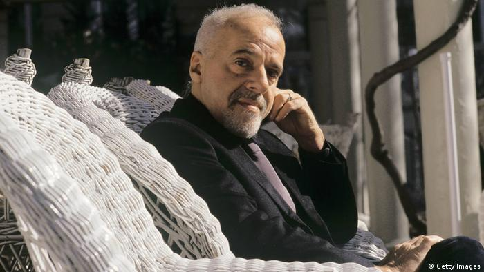 Paulo Coelho, Copyright: Quim Llenas/Cover/Getty Images