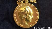Goethe-Medaille Literatur Weimar