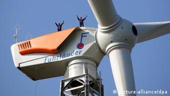 Вітряки Fuhrländer у Німеччині більше не виробляються. Тепер виробництво під цим брендом відбувається у Краматорську Донецької області, де створено сотні робочих місць