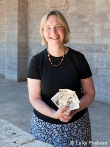 Archeologist Laurie Rush