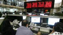 Börsenschwankungen gehen in Iran weiter. Copyright: IRNA