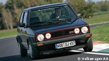 VW Golf II GTI, Copyright: Volkswagen AG