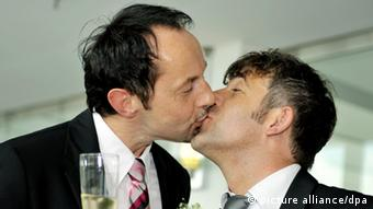 Same sex marriage germany immigration