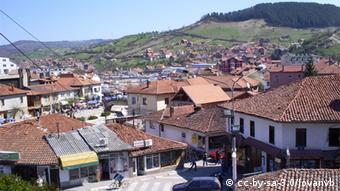 Serbien Stadt Novi Pazar