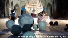 Deutschland Kultur Theater Ruhrtriennale 2012 Europeras