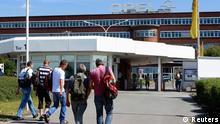 Deutschland Wirtschaft Auto Kurzarbeit bei Opel Bochum