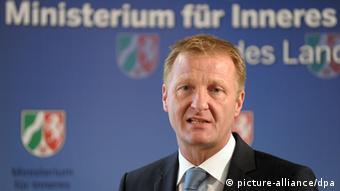 Interior Minister Ralf Jäger dpa/lnw