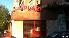 Kino im armen Viertel von Beirut: weitentfernt von Zensur Bilder geliefert von Charbel Tanios (DW Korrespondent im Libanon)