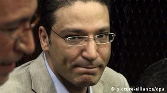 Egyptian Islam Afifi, editor of al-Destour newspaper