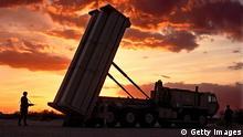 Symbolbild - US Raketenabwehrsystem
