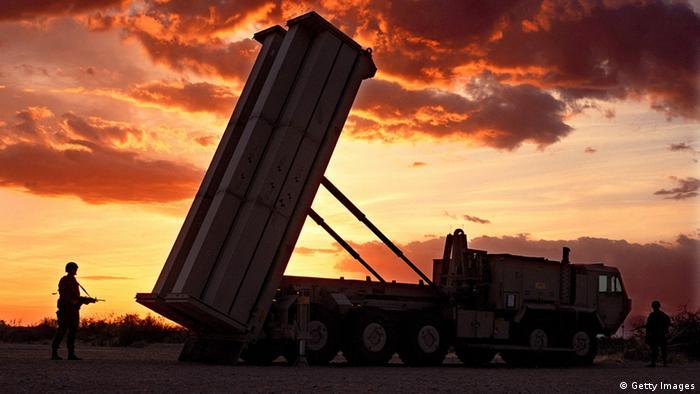 سامانه پدافندی THAAD که برای مقابله با موشکهای تهاجمی با هر بردی طراحی شده است