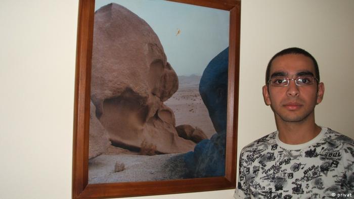 Shady Aymen do Egito